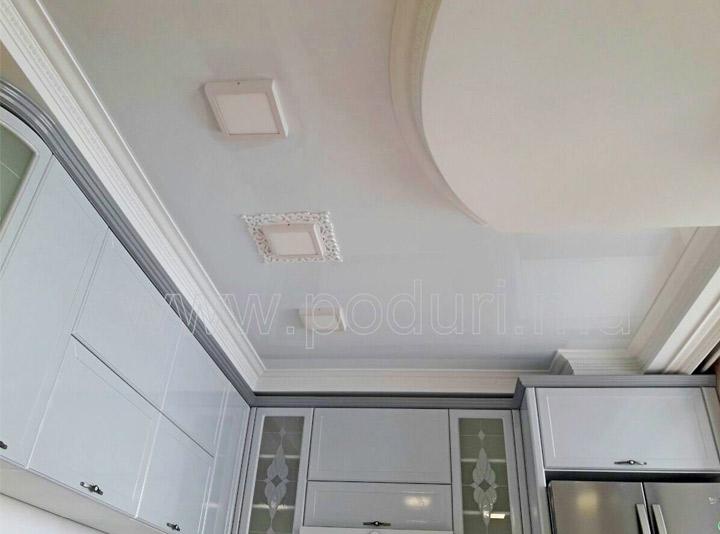Французский потолок матовый