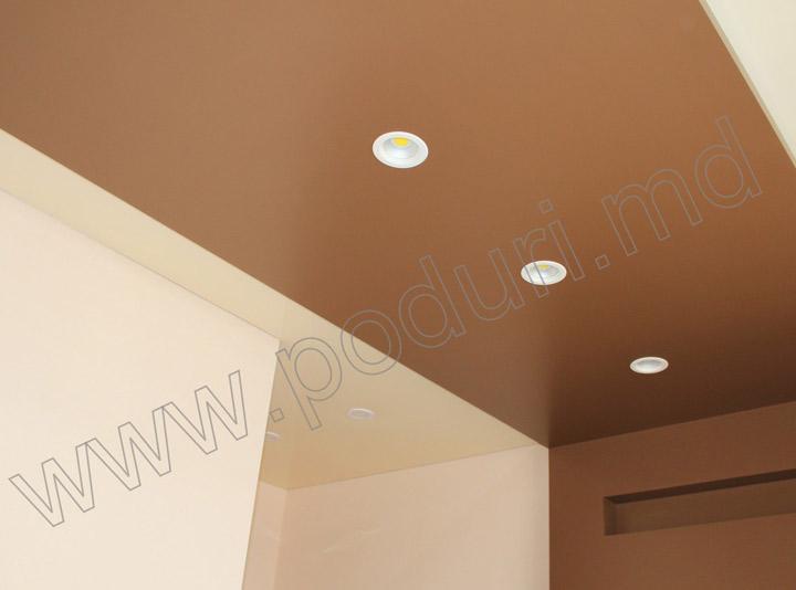 Натяжной потолок сатиновый Франция