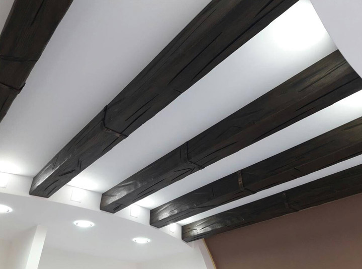 Матовый немецкий потолок