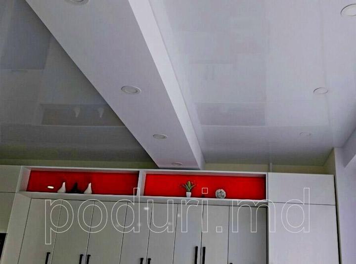 Немецкий натяжной потолок сатиновый