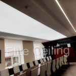 Натяжной потолок с подсветкой офис Артизана, Кишинев